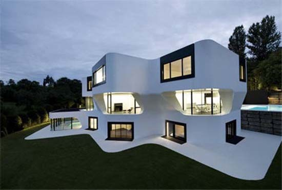 Unique home designs  Modern Home Designs