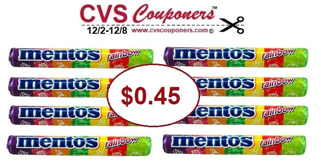 http://www.cvscouponers.com/2018/12/Mentos-Chewy-Mints-CVS-deal.html