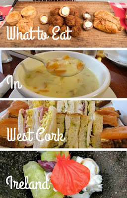 What to Eat in West Cork Ireland on a Day Trip Between Killarney and Cork City