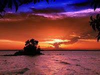 Pantai Melawai, Kalimantan Timur