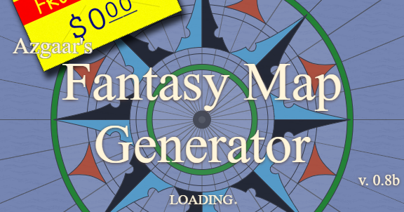 Free GM Resource: Azgaar's Fantasy Map Generator - Frugal GM