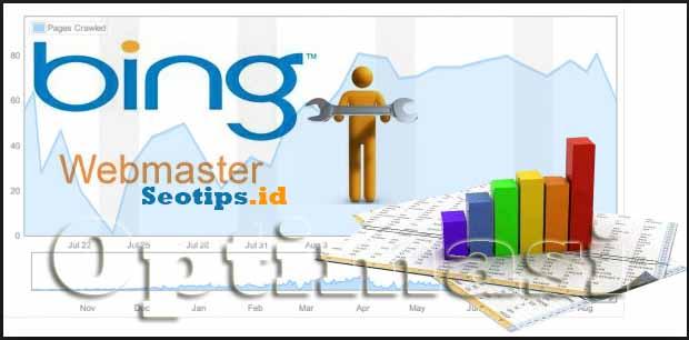 Cara Optimasi di Bing Webmaster