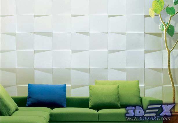 3d Decorative Wall Panels, Modern 3d Wall Panels, 3d MDF Wall Panels