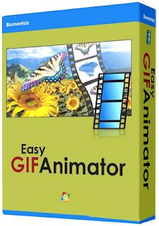 Easy Gif Animator Personal/Pro 7.0.0.56 (Inglés)(creador de archivos .GIF)
