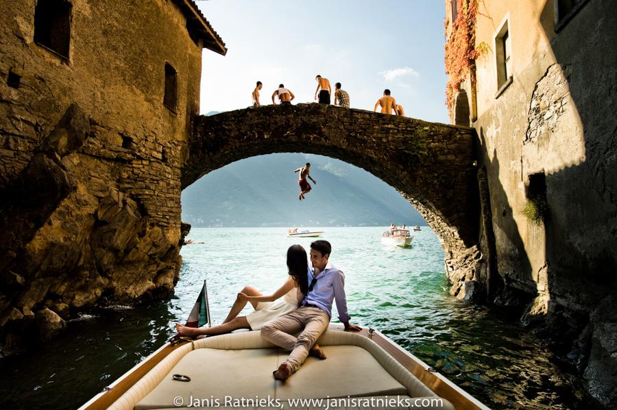 Best Lake Como Wedding Photographer Selection