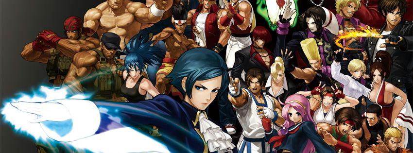 King of Fighters: Another Day Translated