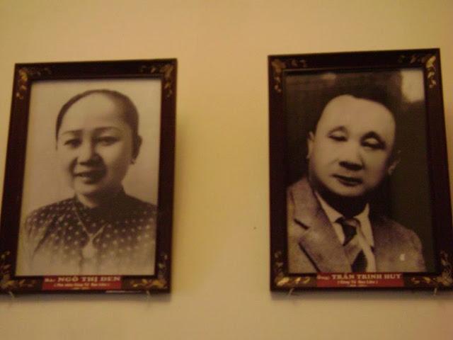 Hình ảnh vợ chồng - công tử Bạc Liêu