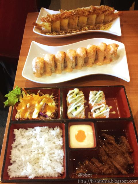 Naniura Sushi Bar & Restaurant Jakarta Timur