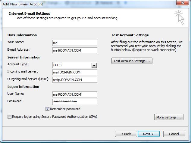 Qué es SMTP de Hotmail. Aprende para que sirve