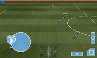 Teammangement, Buttons, HUD radar, Shirtnumber (Lazio) for DLS Android