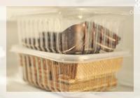 como deixar o biscoito crocante