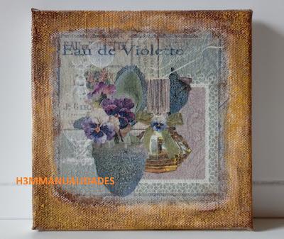 cuadro-tocador-vintage-flores