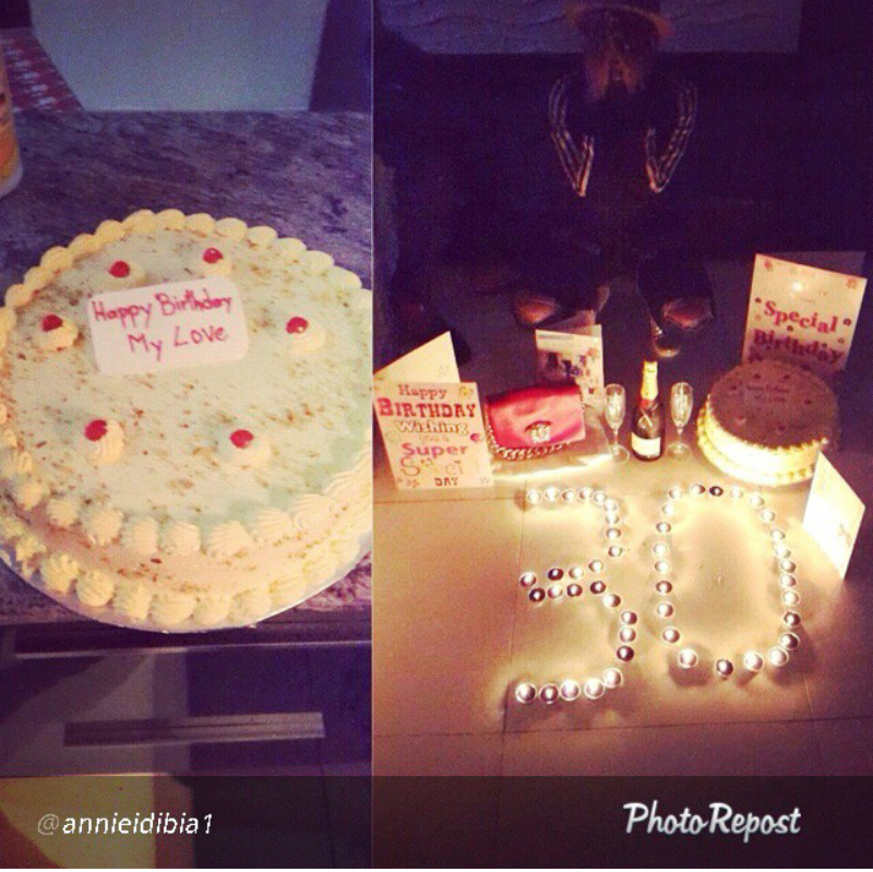 Happy Birthday Annie Idibia Welcome to House of Oges Blog King
