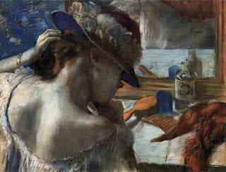 e-degas-la-oglinda-1889