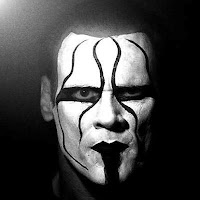 Sting Reveals Which Wrestling Legend Came Up With The Idea For His Colored Face Paint