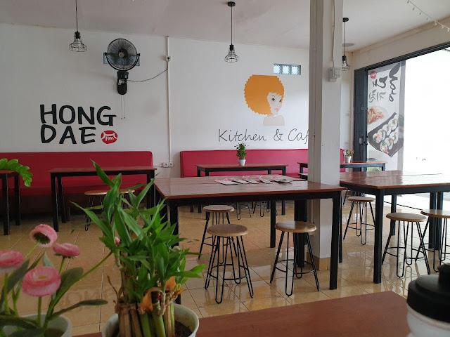 Tempat makan makanan Korea paling murah di Jogja Yogyakarta