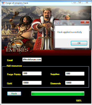 forge of empires code