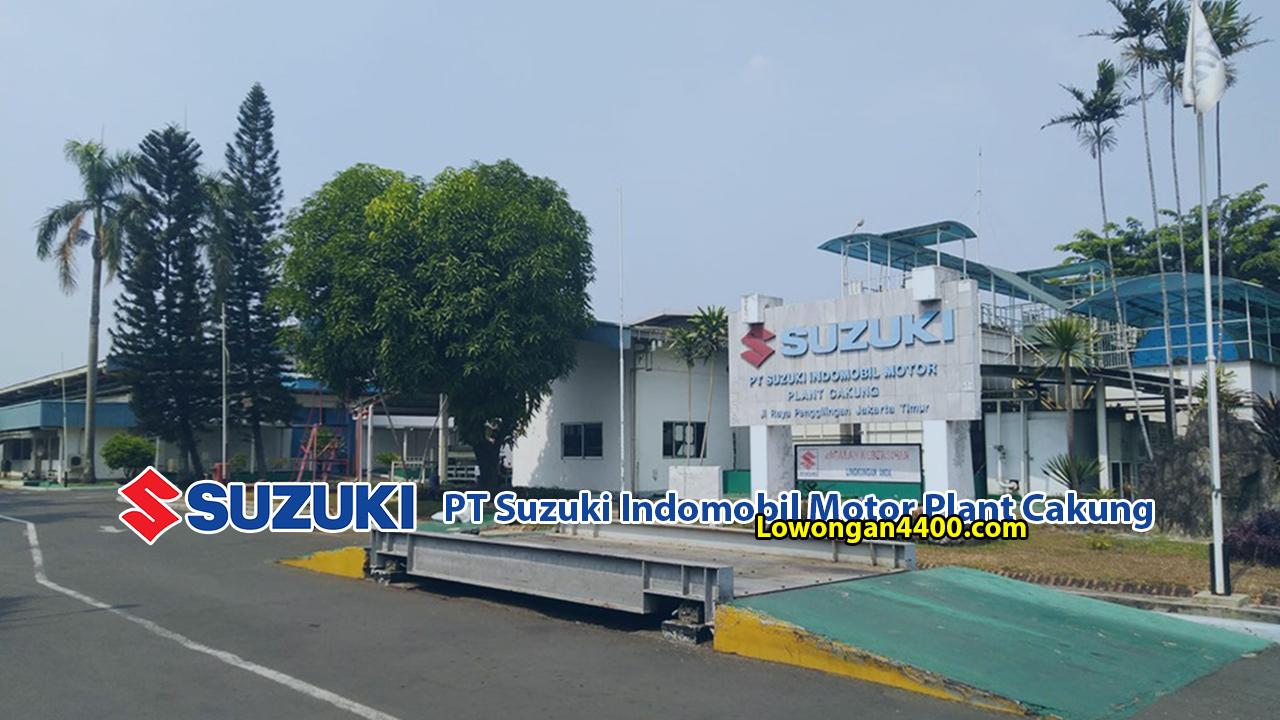 PT. Suzuki Indomobil Motor Cakung