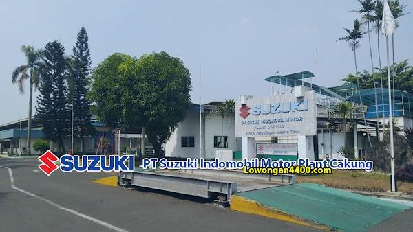 Lowongan Kerja PT. Suzuki Indomobil Motor Cakung Tahun 2020