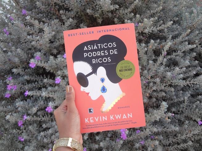 Asiáticos Podres de Ricos | Kevin Kwan
