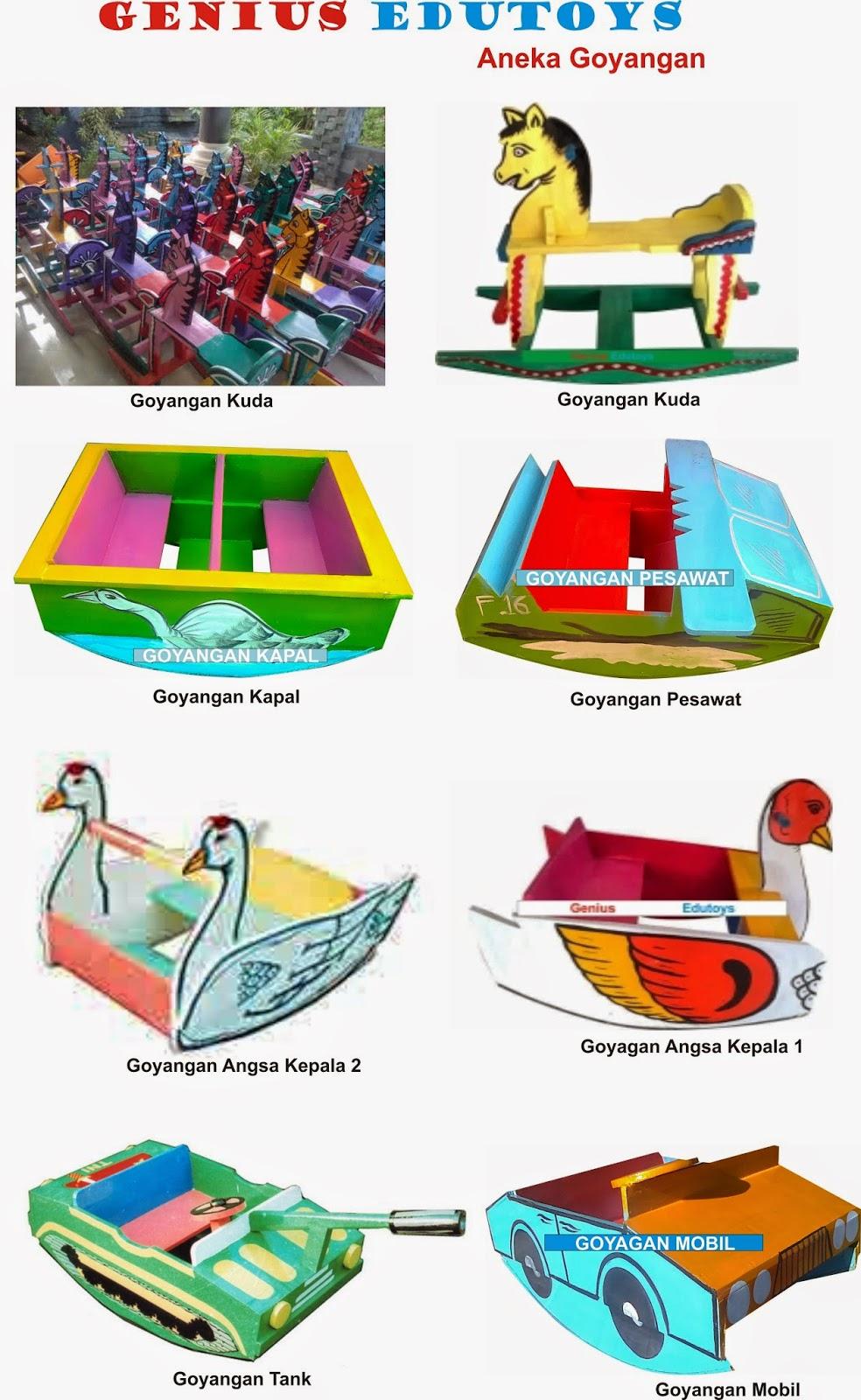 Katalog Produksi Mainan Edukatif Anak