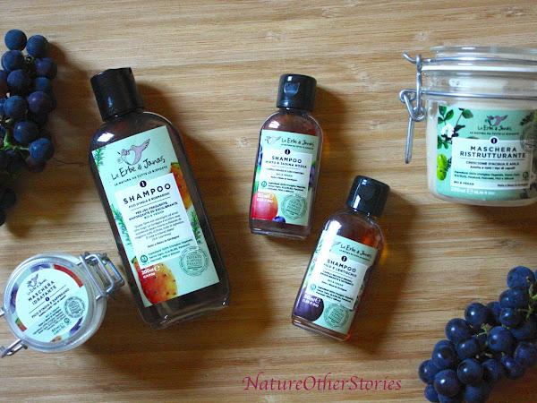 Erbe di Janas, Shampoo & Maschere