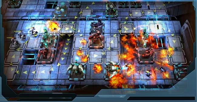 Jogo para Android Defense Technica