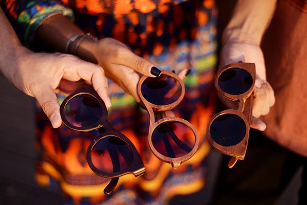 232dd25da Pra finalizar a lista, outra marca incrível que faz óculos com madeira. A  Meu Óculos de Madeira, que já fez parceria com marcas que desfilam no  Dragão ...