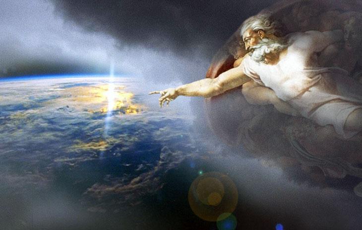 AY, din, islamiyet, yahudilik, Kuran ve Tevrat, Allah'ın yorulması, Furkan suresi 59, Tekvin bab 2, Kuranda altı günde yaratılış, Tevratta 6 günde yaratılış, Allah'ın dinlenmesi,