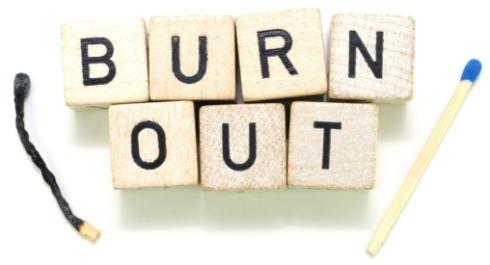 Tukenmislik Sendromu (Burnout Syndrome)