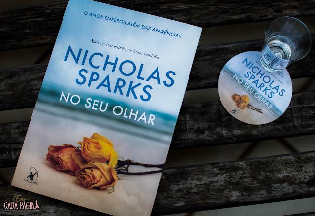 [Resenha] No seu olhar | Nicholas Sparks @editoraarqueiro