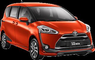 Ground Clearance Toyota Sienta Lebih Tinggi dari Toyota Sienta Yang Beredar di Jepang