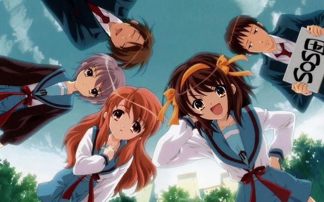 Anime Parody Terbaik - Suzumiya Haruhi no Yuuutsu