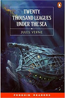 Twenty Thousand Leagues Under the Sea by Jules Verne book cover and review