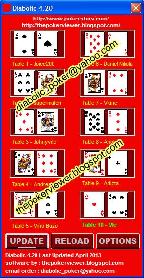 Pokerstars hack diabolic 3. 0 free download pathway.
