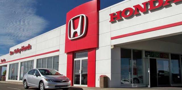 Info Daftar Alamat Dan nomor Telepon Dealer Resmi Mobil Honda Di Makassar