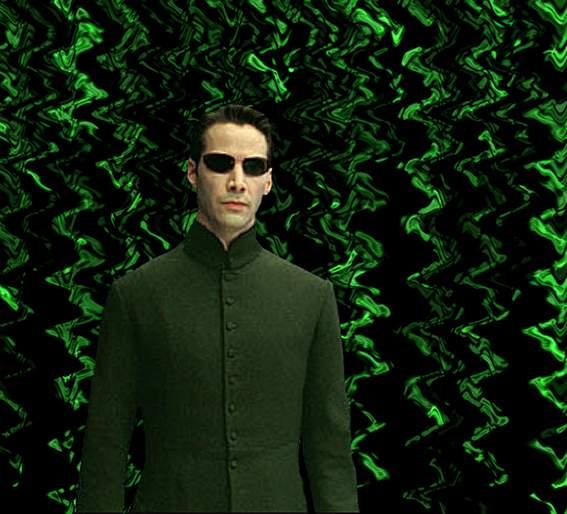 Editorial Streicher: Jake Horsley - The Matrix Como Viaje