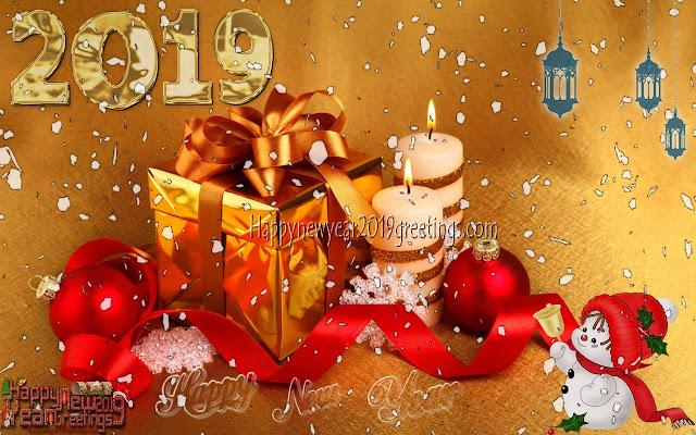 Happy New Year 2019 Full HD Desktop Wallpapers Download Free