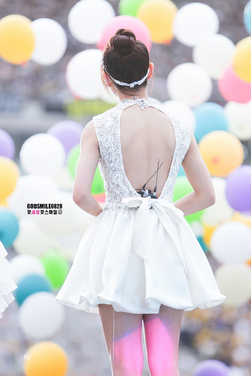 Fans Are Mesmerized By I O I Sejeong's Lovely Back :: Daily K Pop