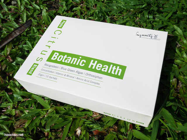 Lynnity Botanic Health Citrus & Relief Review