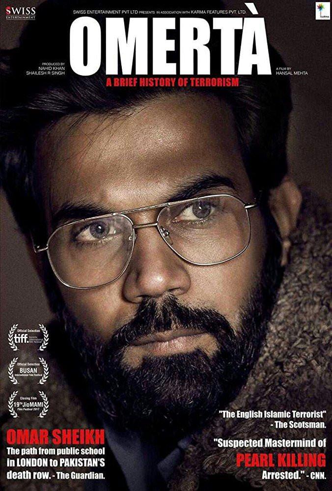 Omerta (2018) Hindi Pre-DVDRip 700MB x264