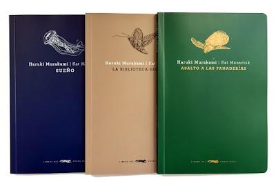 La biblioteca secreta; Asalto a las panaderías; Sueño / Haruki Murakami
