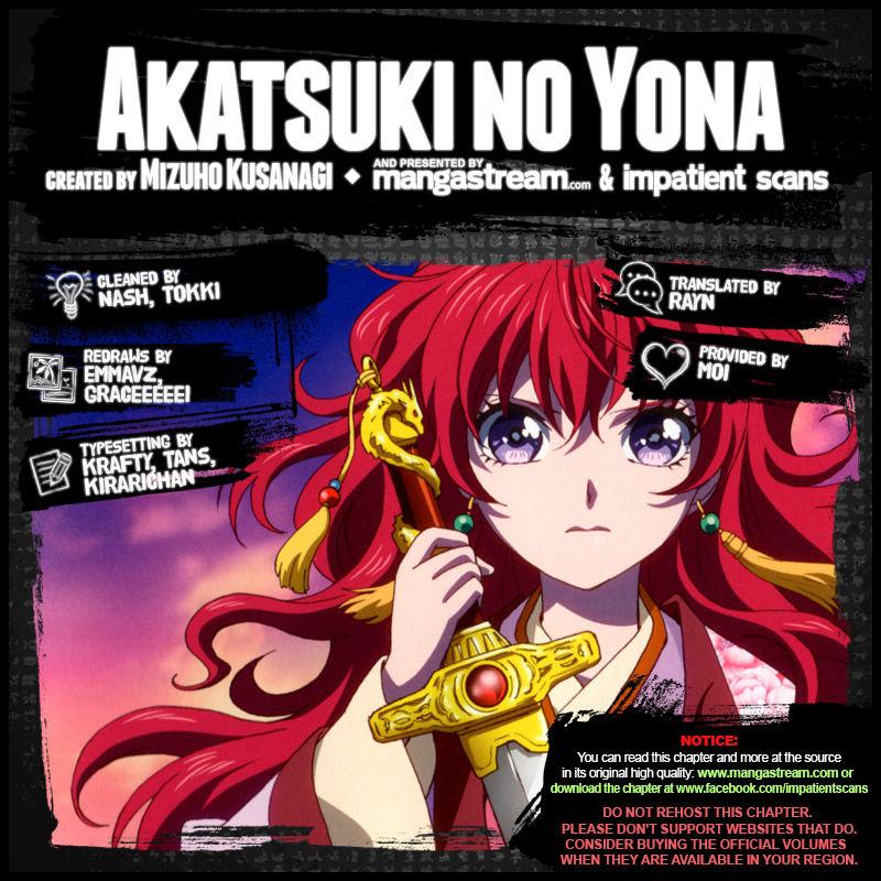 Baca Komik Akatsuki no Yona Chapter 152 Komik Station