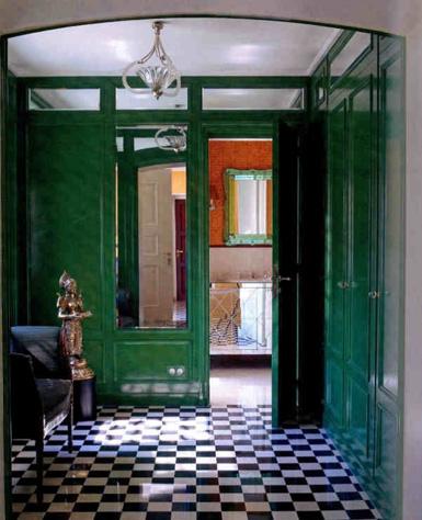 Contemporary Family Room Design By Atlanta Interior Designer Cristi Holcombe