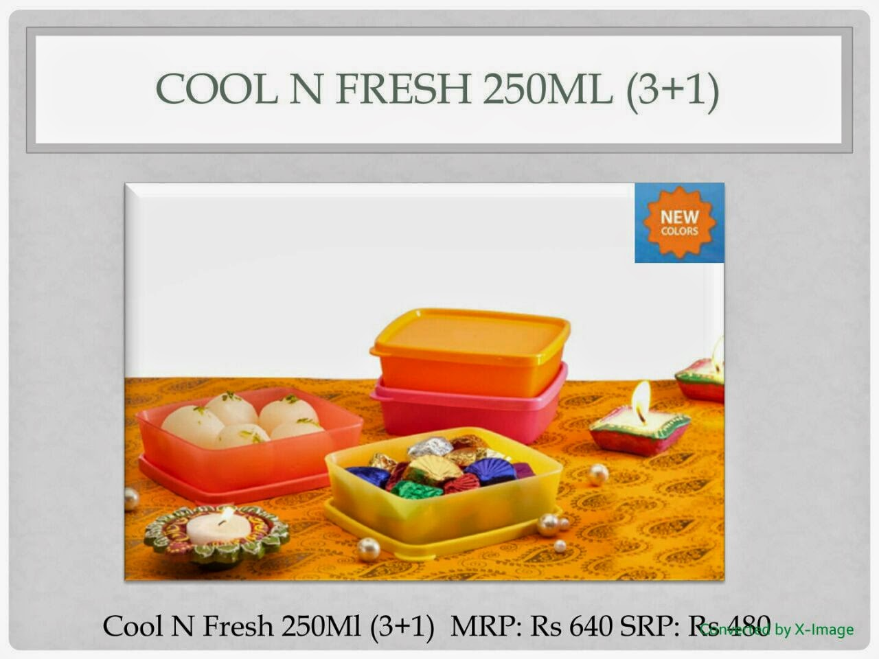 COOL N FRESH  250 ML(3+1)