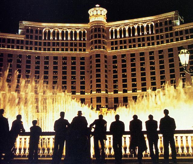 Hotel e Cassino Bellagio em Las Vegas, EUA