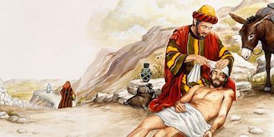 el buen samaritano parabola de jesus