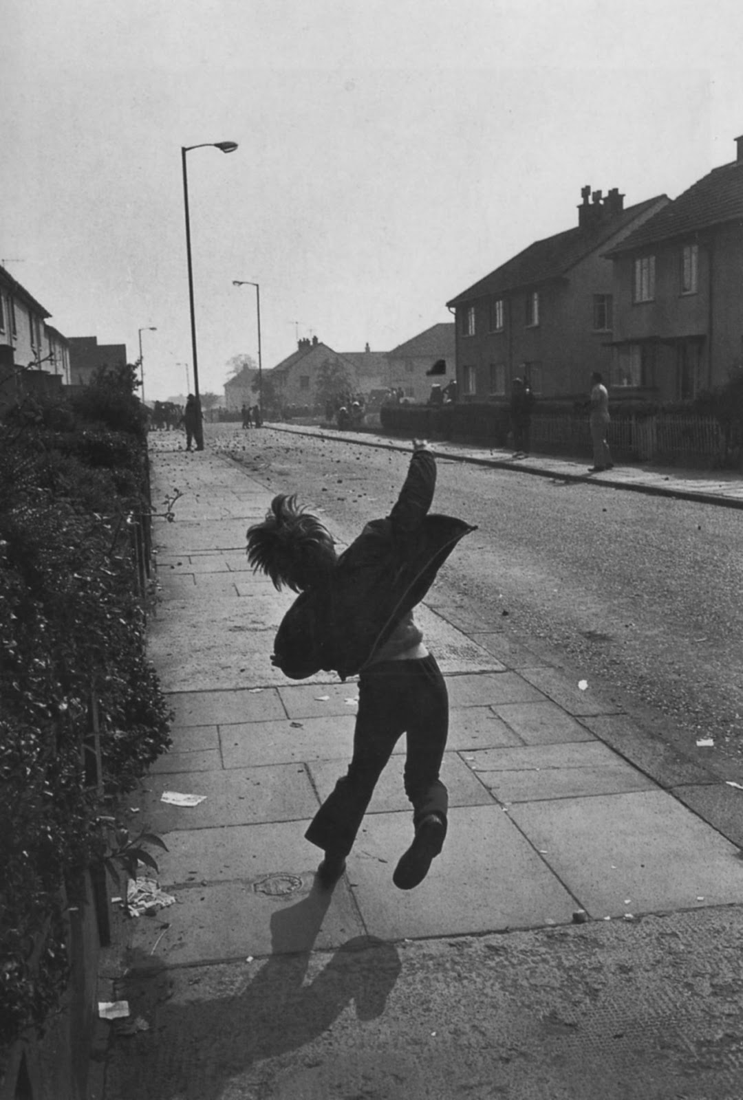 The troubles in northern ireland