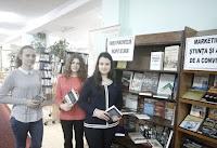 Studenţii la expoziţia 1 decembrie – Ziua Naţională a României