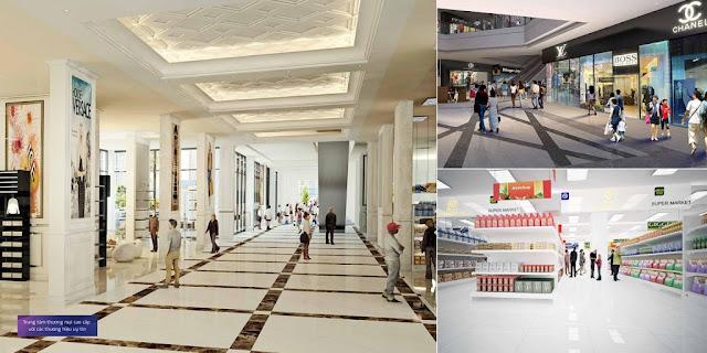 Trung tâm thương mại Mon Central